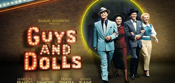 'Guys and Dolls' Gets a New Re-Release Poster