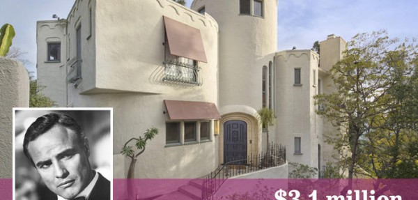 Former Marlon Brando home sells in Hollywood Hills
