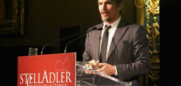 Ethan Hawke Presented with Marlon Brando Award